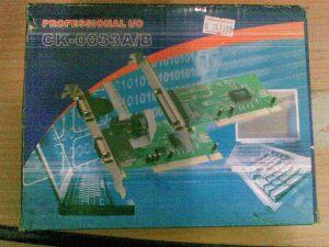 I/O Card Moschip